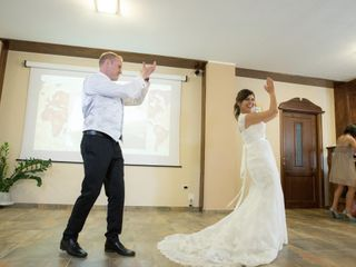 le nozze di Pamela e Jason 1