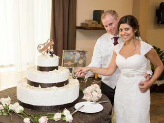 le nozze di Pamela e Jason 2