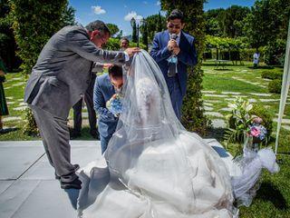 Le nozze di Josuè e Francesca 2