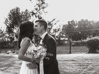 Le nozze di Priscilla e Simone