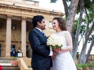 Le nozze di Laura e Dipan 2
