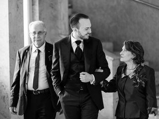 le nozze di Pamela e Domenico 1