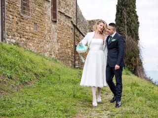 Le nozze di Irina e Fabio