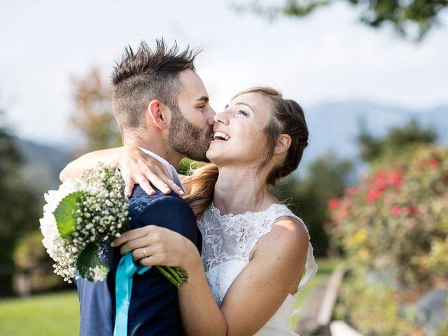 Le nozze di Aurora e Alberto