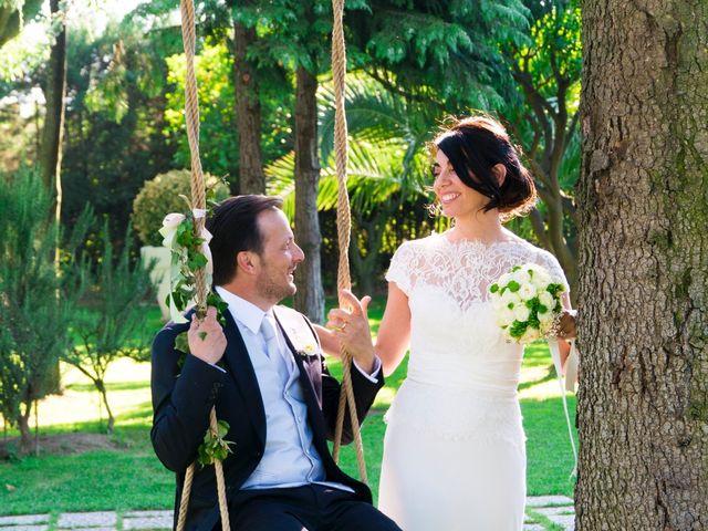 Il matrimonio di Ortensio e Teresa a Parete, Caserta 1