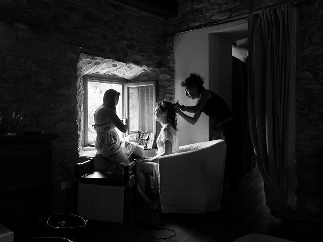 Il matrimonio di Nevio e Giada a Aulla, Massa Carrara 1