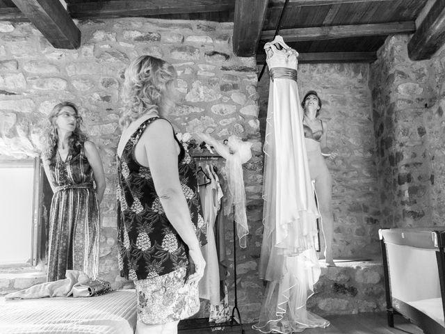 Il matrimonio di Nevio e Giada a Aulla, Massa Carrara 3