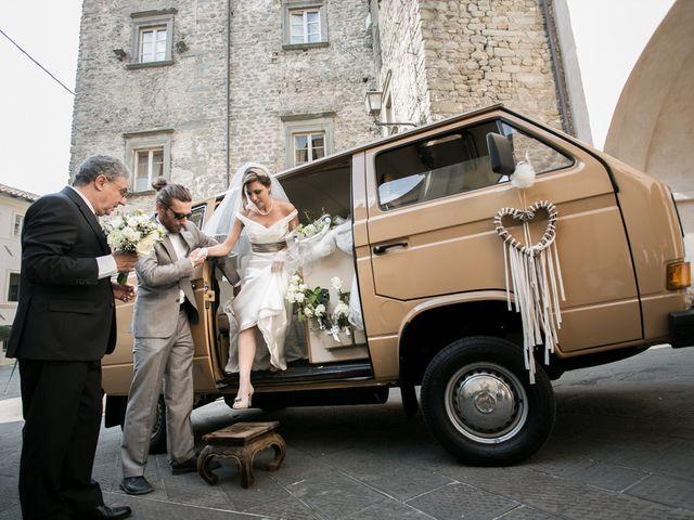 Il matrimonio di Nevio e Giada a Aulla, Massa Carrara 7