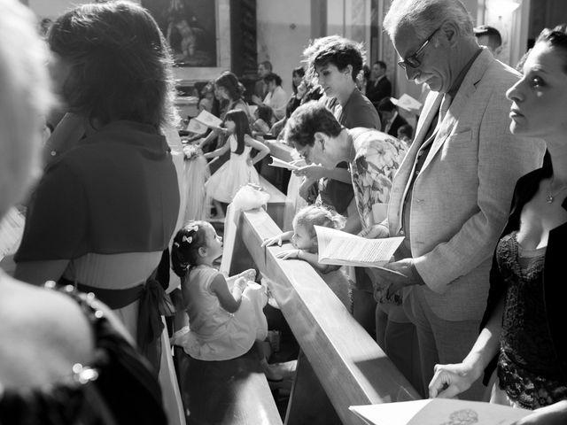 Il matrimonio di Nevio e Giada a Aulla, Massa Carrara 8