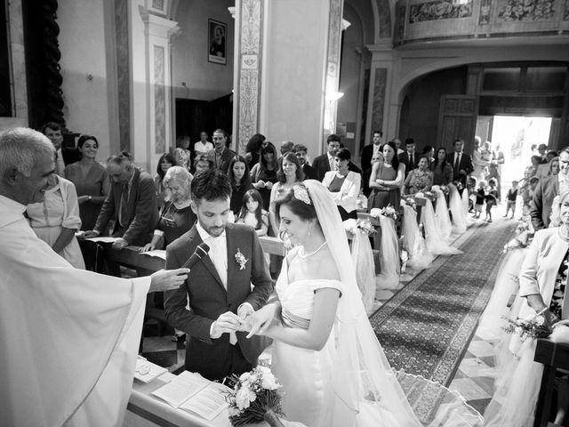 Il matrimonio di Nevio e Giada a Aulla, Massa Carrara 9