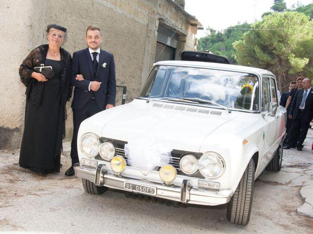 Il matrimonio di Davide e Grazia a Palermo, Palermo 9