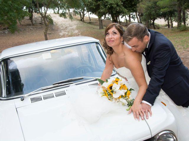 Il matrimonio di Davide e Grazia a Palermo, Palermo 24
