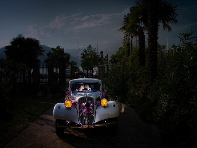 Il matrimonio di Emanuele  e Monica  a Luino, Varese 1