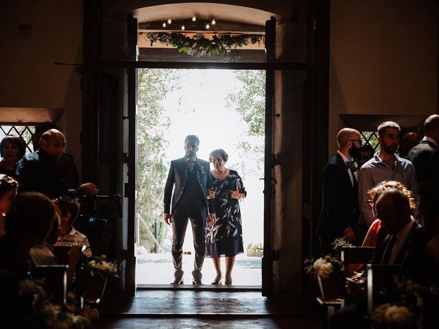 Il matrimonio di Gianni e Elisa a Vinci, Firenze 14