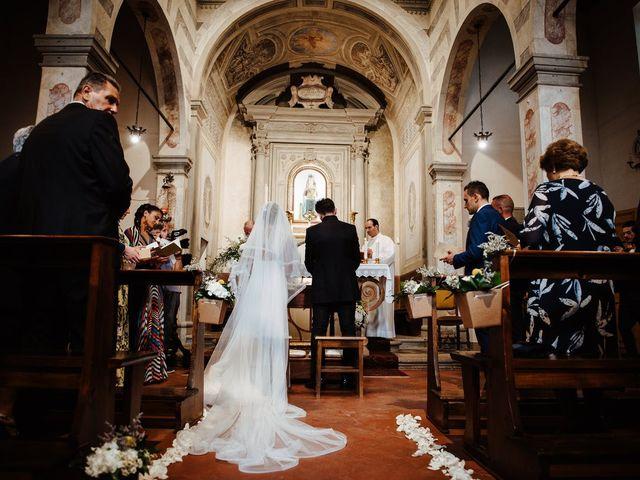Il matrimonio di Gianni e Elisa a Vinci, Firenze 19