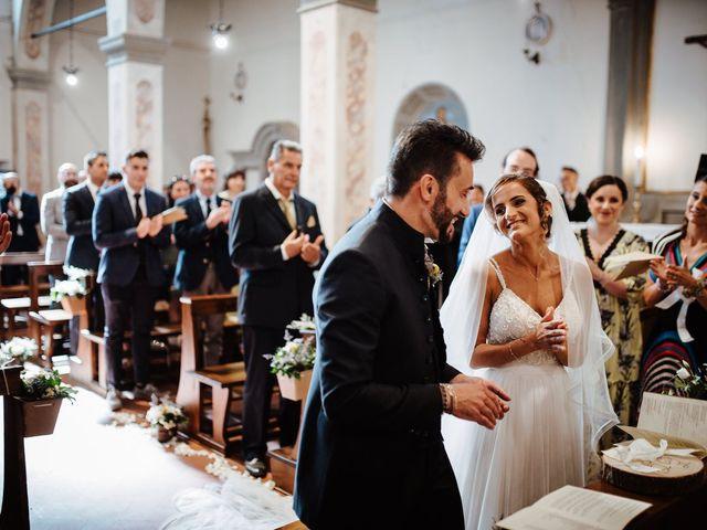 Il matrimonio di Gianni e Elisa a Vinci, Firenze 24