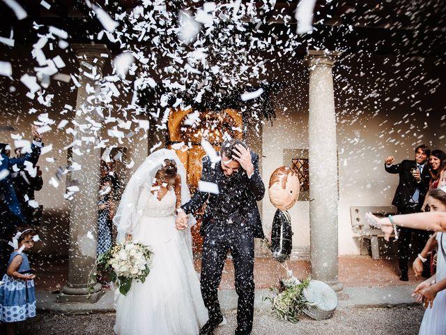 Il matrimonio di Gianni e Elisa a Vinci, Firenze 26