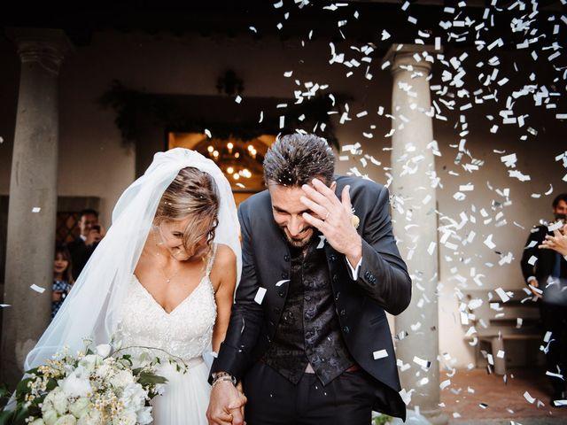 Il matrimonio di Gianni e Elisa a Vinci, Firenze 27