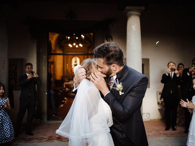 Il matrimonio di Gianni e Elisa a Vinci, Firenze 28