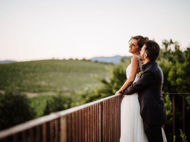Il matrimonio di Gianni e Elisa a Vinci, Firenze 39
