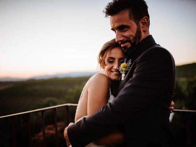 Il matrimonio di Gianni e Elisa a Vinci, Firenze 40