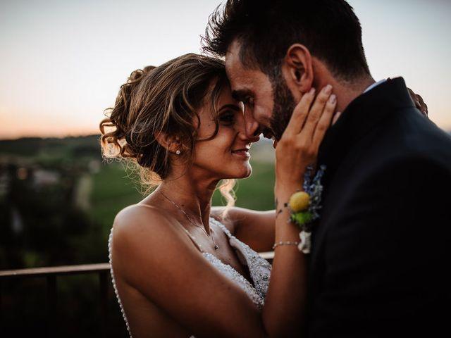 Il matrimonio di Gianni e Elisa a Vinci, Firenze 41