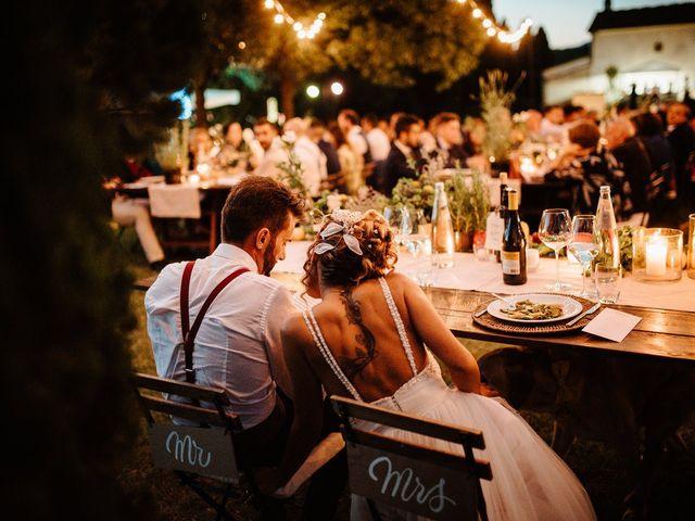 Il matrimonio di Gianni e Elisa a Vinci, Firenze 46