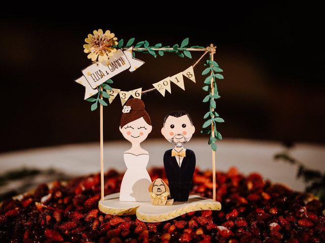 Il matrimonio di Gianni e Elisa a Vinci, Firenze 47
