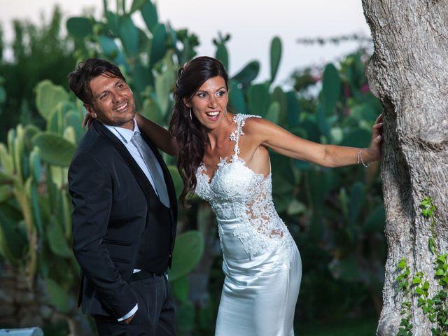 Le nozze di Graziella e Francesco