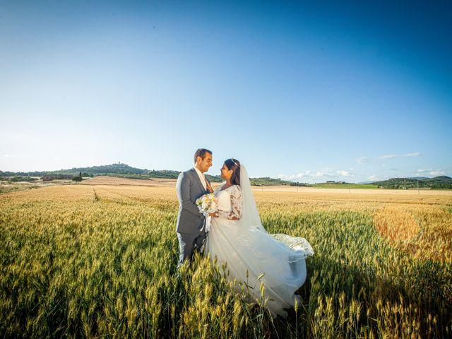 Le nozze di Josuè e Francesca