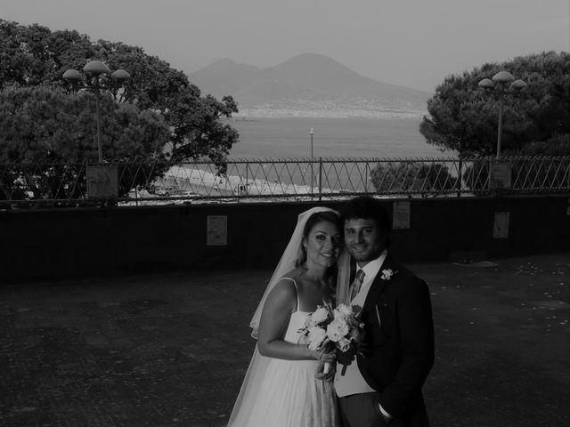 Il matrimonio di Fabrizio e Federica a Napoli, Napoli 7