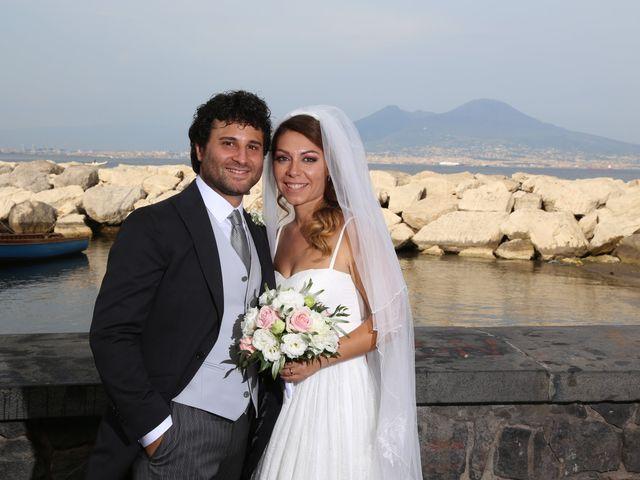 Il matrimonio di Fabrizio e Federica a Napoli, Napoli 2
