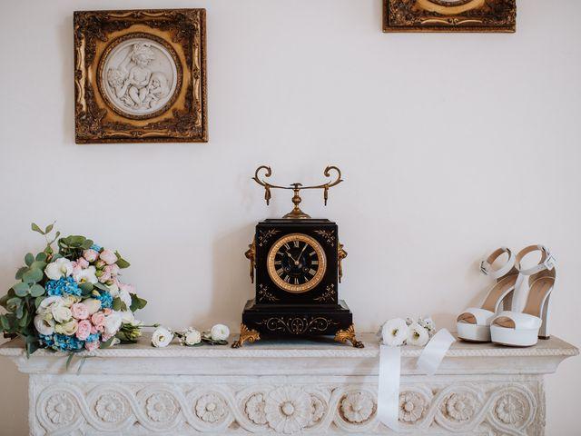Il matrimonio di Veronica e Mauro a Bassano Romano, Viterbo 15