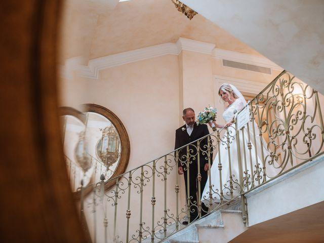 Il matrimonio di Veronica e Mauro a Bassano Romano, Viterbo 20