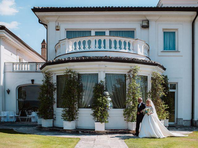 Il matrimonio di Veronica e Mauro a Bassano Romano, Viterbo 21