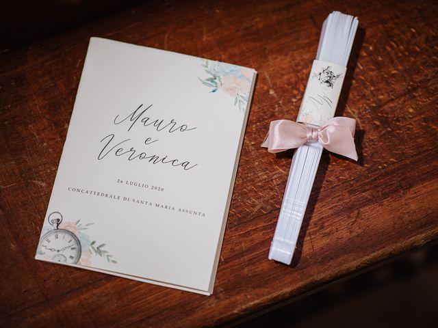 Il matrimonio di Veronica e Mauro a Bassano Romano, Viterbo 22