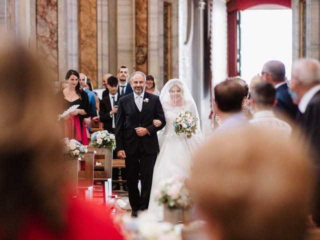 Il matrimonio di Veronica e Mauro a Bassano Romano, Viterbo 29