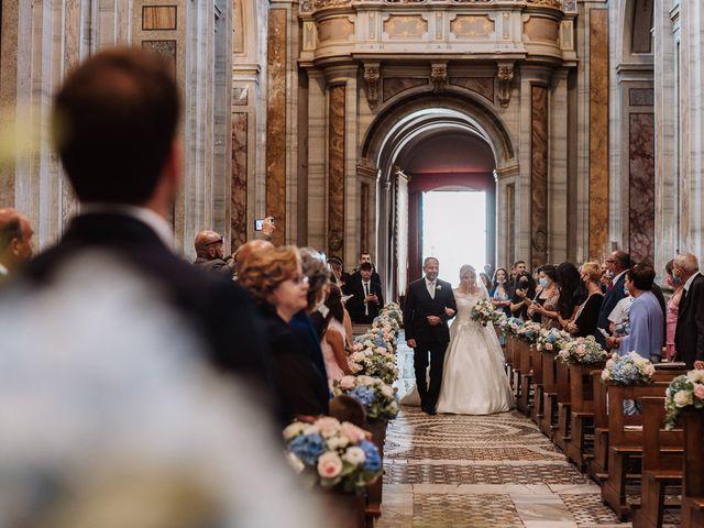 Il matrimonio di Veronica e Mauro a Bassano Romano, Viterbo 30