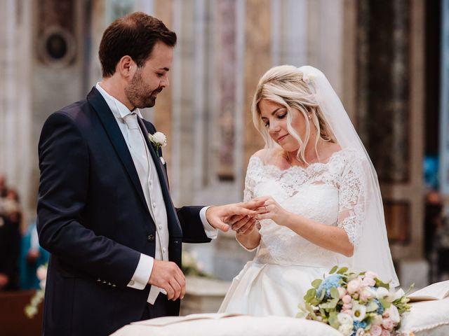 Il matrimonio di Veronica e Mauro a Bassano Romano, Viterbo 34
