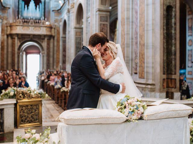 Il matrimonio di Veronica e Mauro a Bassano Romano, Viterbo 35