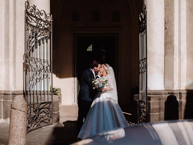 Il matrimonio di Veronica e Mauro a Bassano Romano, Viterbo 36
