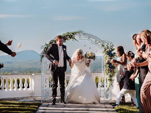 Il matrimonio di Veronica e Mauro a Bassano Romano, Viterbo 44