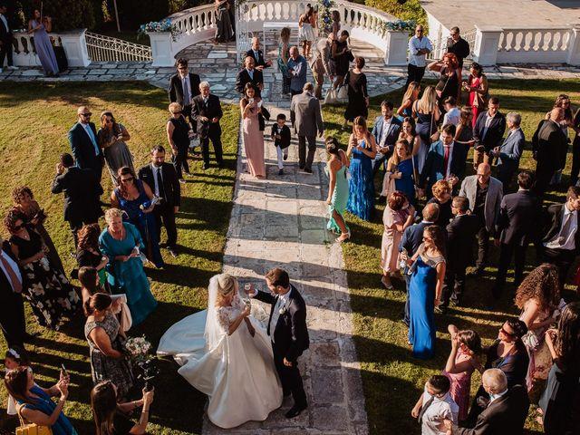 Il matrimonio di Veronica e Mauro a Bassano Romano, Viterbo 46