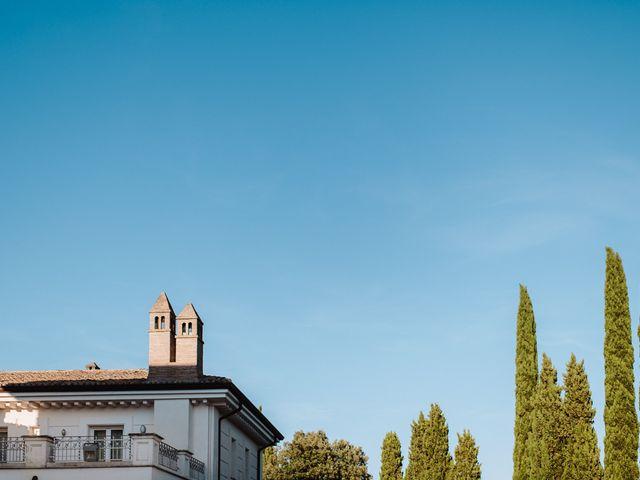 Il matrimonio di Veronica e Mauro a Bassano Romano, Viterbo 56