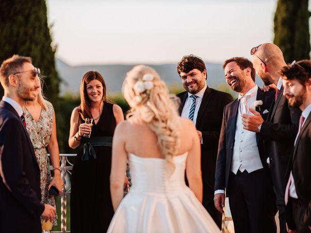 Il matrimonio di Veronica e Mauro a Bassano Romano, Viterbo 73