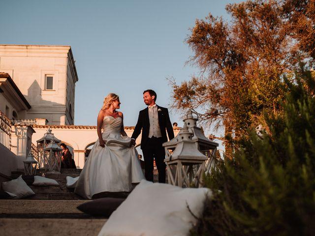 Il matrimonio di Veronica e Mauro a Bassano Romano, Viterbo 75