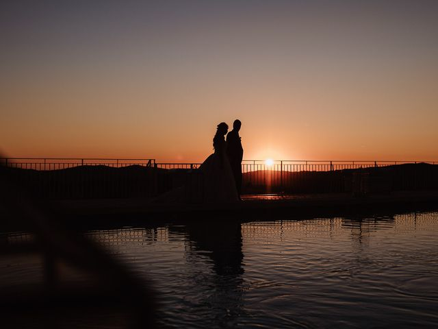 Il matrimonio di Veronica e Mauro a Bassano Romano, Viterbo 79