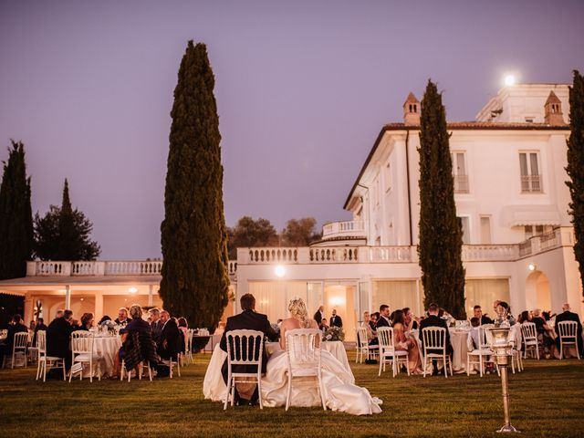 Il matrimonio di Veronica e Mauro a Bassano Romano, Viterbo 84