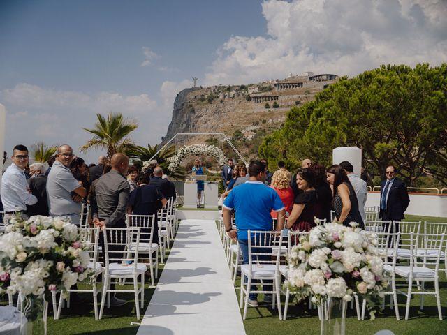 Il matrimonio di Nicola e Lilya a Maratea, Potenza 27