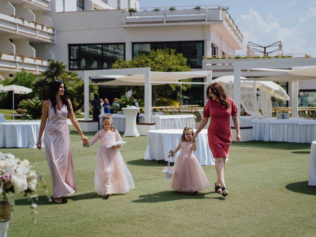 Il matrimonio di Nicola e Lilya a Maratea, Potenza 28